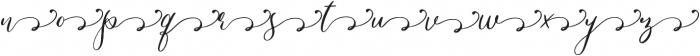 Harvester Alts-03 otf (400) Font LOWERCASE