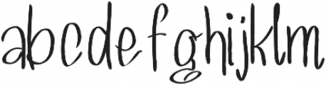 Hashtagsselfies ttf (400) Font LOWERCASE