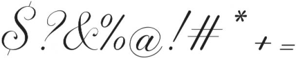 Hasya D'Ellena otf (400) Font OTHER CHARS
