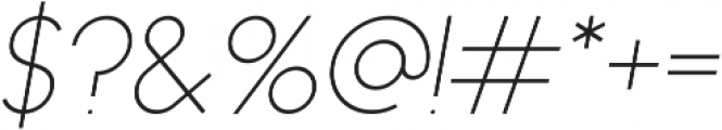 Haus ttf (300) Font OTHER CHARS