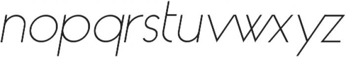 Haus ttf (300) Font LOWERCASE