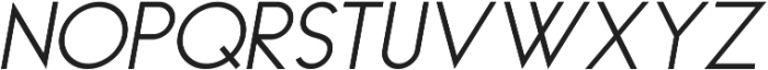 Haus ttf (400) Font UPPERCASE