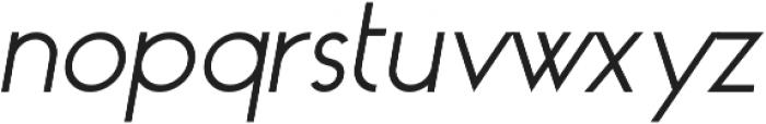 Haus ttf (400) Font LOWERCASE