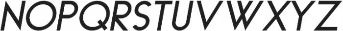 Haus ttf (500) Font UPPERCASE