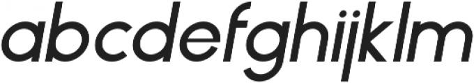 Haus ttf (500) Font LOWERCASE