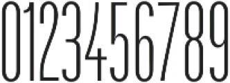 Havanna light otf (300) Font OTHER CHARS
