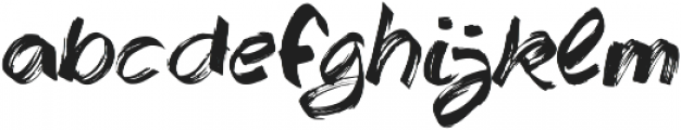 Have a Great Day ttf (400) Font LOWERCASE