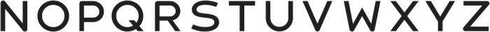 Havelock Titling Medium otf (500) Font UPPERCASE