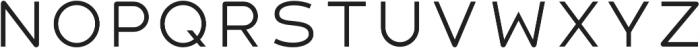 Havelock Titling otf (400) Font UPPERCASE