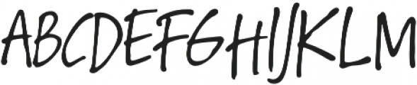 Hawaiian Script otf (400) Font UPPERCASE