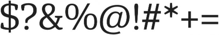 Hawking Light otf (300) Font OTHER CHARS