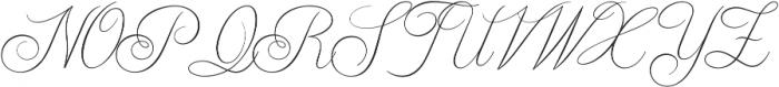 Hawlers Ten Rough ttf (400) Font UPPERCASE