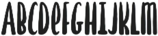Hawthorne otf (400) Font UPPERCASE