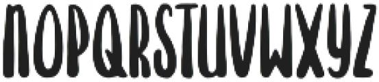 Hawthorne otf (400) Font LOWERCASE