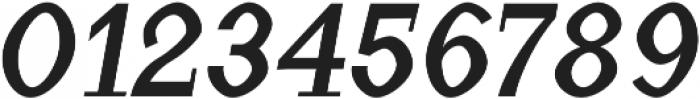 Haytham Black Italic otf (900) Font OTHER CHARS