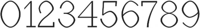 Haytham Light otf (300) Font OTHER CHARS