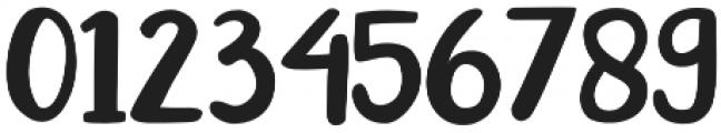 Hayuk Script otf (400) Font OTHER CHARS