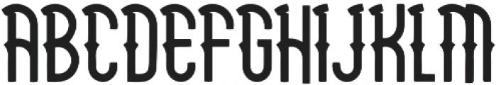 halays Bold otf (700) Font LOWERCASE
