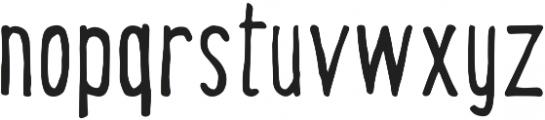 handy ttf (700) Font LOWERCASE