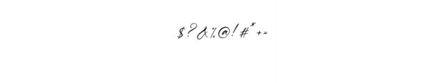 Hafidz.otf Font OTHER CHARS