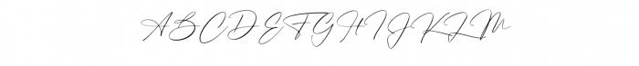 Hafidz.otf Font UPPERCASE