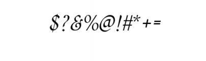 Hargalia.ttf Font OTHER CHARS