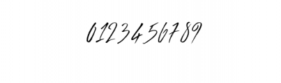 Harmonyking-Regular.otf Font OTHER CHARS