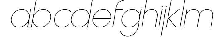 HAUS Sans - Family 10 Font LOWERCASE