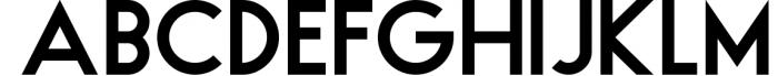 HAUS Sans - Family 1 Font UPPERCASE