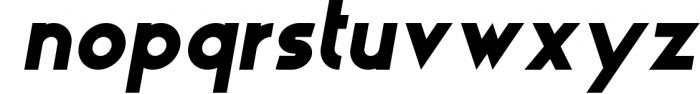 HAUS Sans - Family 2 Font LOWERCASE