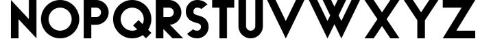 HAUS Sans - Family 3 Font UPPERCASE
