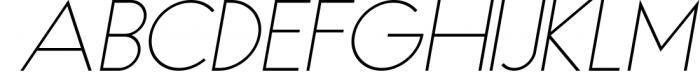 HAUS Sans - Family 4 Font UPPERCASE