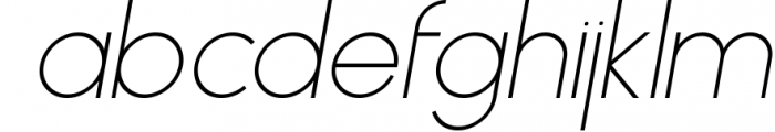 HAUS Sans - Family 4 Font LOWERCASE