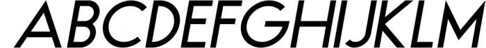 HAUS Sans - Family 6 Font UPPERCASE