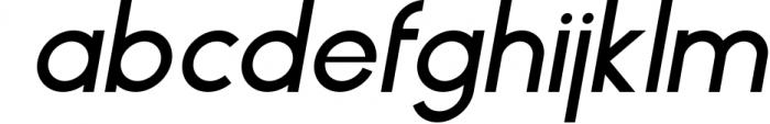 HAUS Sans - Family 6 Font LOWERCASE