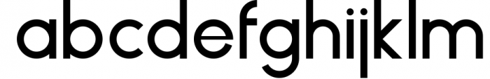 HAUS Sans - Family 7 Font LOWERCASE