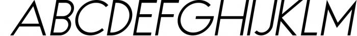 HAUS Sans - Family 8 Font UPPERCASE