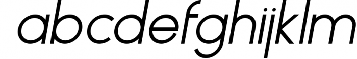 HAUS Sans - Family 8 Font LOWERCASE