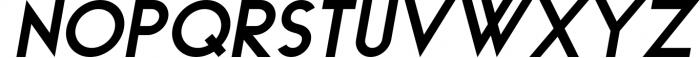 HAUS Sans - Family Font UPPERCASE
