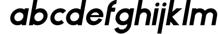 HAUS Sans - Family Font LOWERCASE