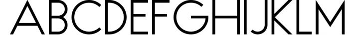 HAUS Sans Regular Font UPPERCASE