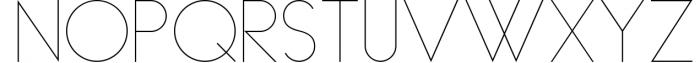 HAUS Sans Ultra Light 1 Font UPPERCASE