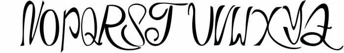 Hailey Font UPPERCASE