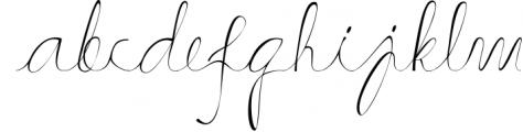 Hammock Font LOWERCASE