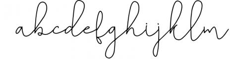 Handlettered Font Bundle 50 in 1. 2 Font LOWERCASE