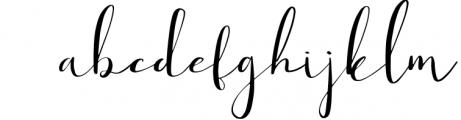 Handlettered Font Bundle 50 in 1. 3 Font LOWERCASE