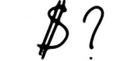 Handlettered Font Bundle 50 in 1. 4 Font OTHER CHARS