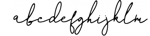 Handlettered Font Bundle 50 in 1. 4 Font LOWERCASE