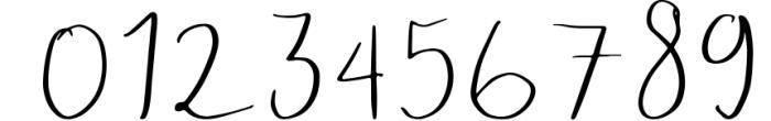 Handlettered Font Bundle 50 in 1. Font OTHER CHARS