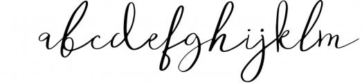 Handlettered Font Bundle 50 in 1. Font LOWERCASE